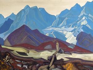 From Beyond, 1936 by Nicholas Roerich
