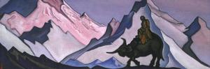 Laozi, 1943 by Nicholas Roerich