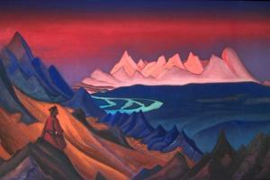 Song of Shambhala, 1943 by Nicholas Roerich