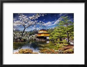 Gold Temple Japan by NicholasHan