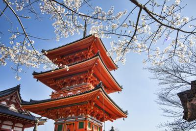 Kiyomizu-Dera in Temple Kyoto by NicholasHan