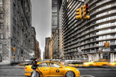 No rest in New York by Nick Jackson