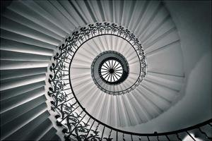 The Tulip Staircase, Greenwich by Nick Jackson