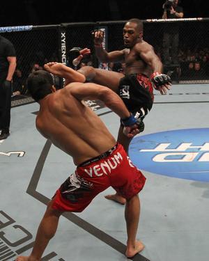 UFC 140: Dec 10, 2011 - Jon Jones vs Lyoto Machida by Nick Laham
