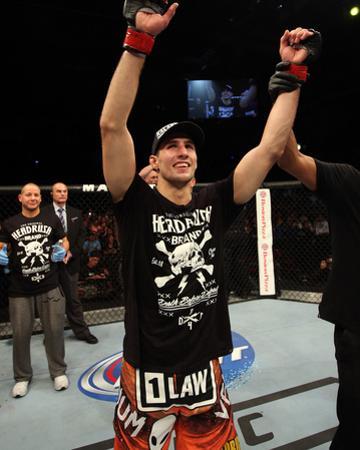 UFC Fight Night: Macdonald v Saffiedine by Nick Laham/Zuffa LLC