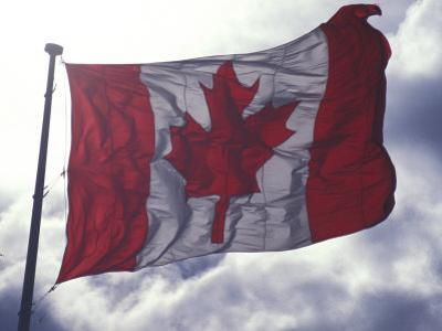 Canadian Flag by Nick Norman