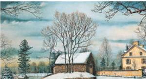 December Morning by Nick Santoleri