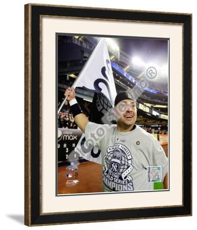 Nick Swisher Game Six of the 2009 MLB World Series