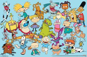 Nick Toons- Characters Collection