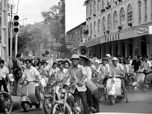 Saigon Curfew 1975 by Nick Ut