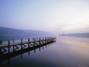 Coniston Water, Lake District National Park, Cumbria, England, UK, Europe by Nick Wood