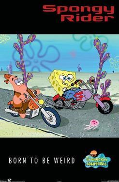 Nickelodeon Spongebob - Biker
