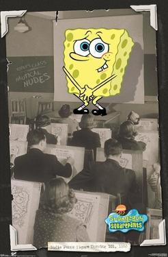Nickelodeon Spongebob - Class