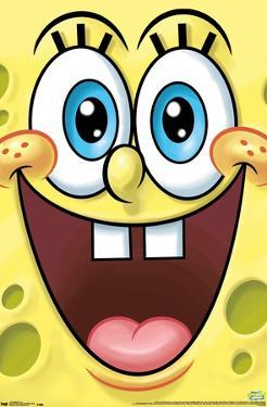 Nickelodeon Spongebob - Face