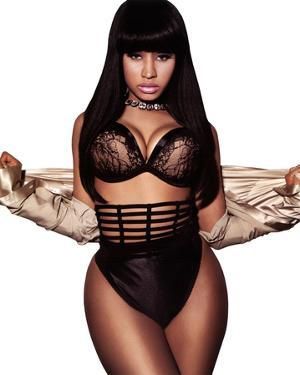 Nicki Minaj Music Glossy Photo Photograph Print