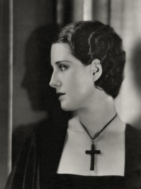 Vanity Fair - November 1929 by Nickolas Muray