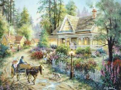 A Country Greeting by Nicky Boehme
