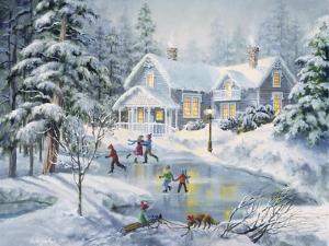 A Fine Winter's Eve by Nicky Boehme
