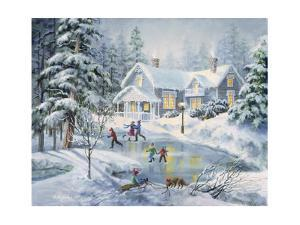 A Fine Winter's Eve by Nicky Boehme