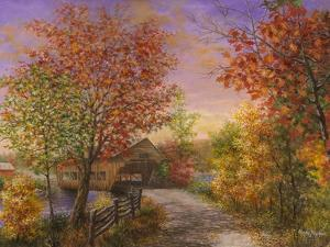 Autumn's Color of Fashion by Nicky Boehme