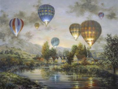 Balloon Glow by Nicky Boehme