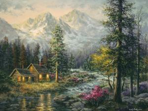 Camper's Cabin by Nicky Boehme