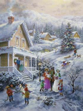 Carolers by Nicky Boehme