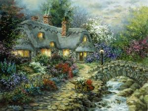 Country Cottage by Nicky Boehme