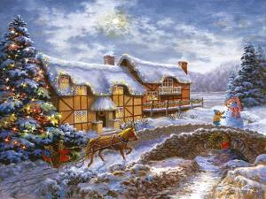 Country Cottages by Nicky Boehme