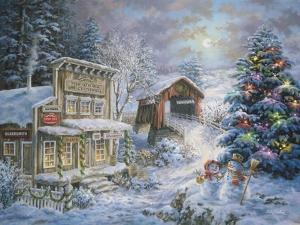 Country Shopping by Nicky Boehme
