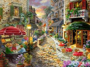 Early Evening in Avola by Nicky Boehme