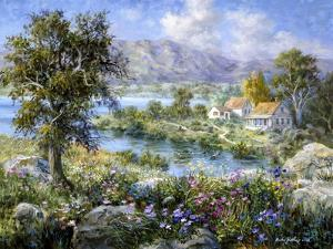 Enchanted Cottage by Nicky Boehme