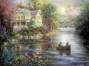 Evening Reflections by Nicky Boehme