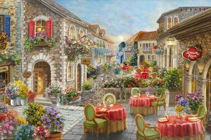Fiori Caffes by Nicky Boehme