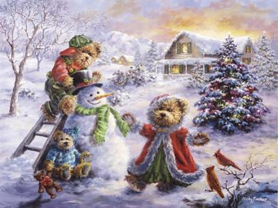 Fun Loving Merriment by Nicky Boehme