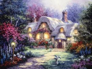 Garden Cottage by Nicky Boehme