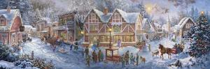Getting Ready for Christmas by Nicky Boehme