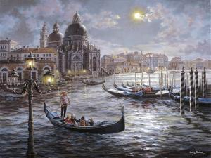 Grand Canal Venice by Nicky Boehme