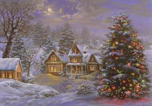 Happy Holidays by Nicky Boehme