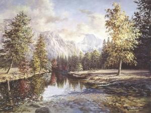 High Sierras by Nicky Boehme