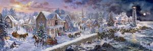 Holiday at Seaside by Nicky Boehme