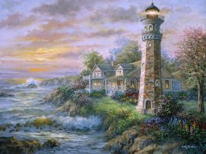 Lighthouse Haven 2 by Nicky Boehme