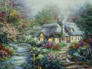 Little River Cottage by Nicky Boehme