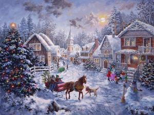 Merry Christmas by Nicky Boehme