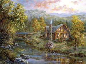 Peaceful Grove by Nicky Boehme
