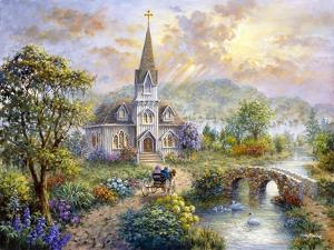 Pray for World Peace by Nicky Boehme