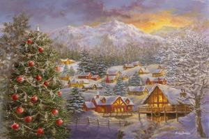 Seasons Greetings by Nicky Boehme