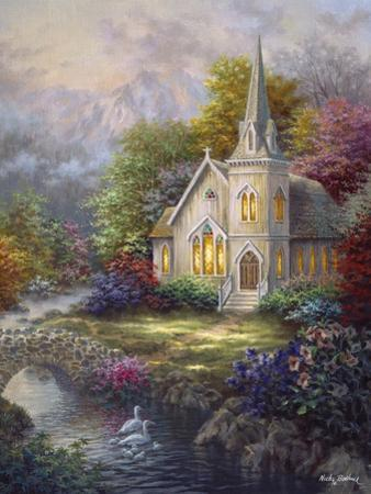 Serenity by Nicky Boehme