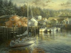 Skillful Seafarer by Nicky Boehme