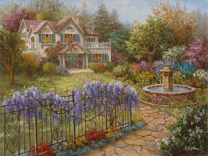 Springtime Hideaway by Nicky Boehme